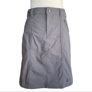 Isis Travel Athletic Hiking Golf Skirt NWOT